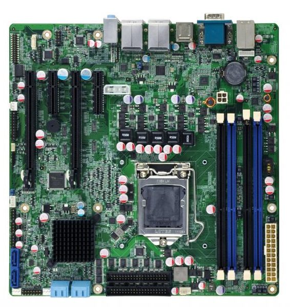Imb C2160 Industrial Micro Atx Motherboard With Socket